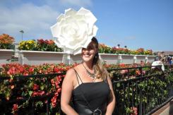 'Modern Sophistication' Wins Del Mar Opening Day Hat Contest