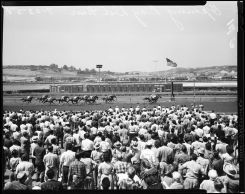 60 Years Ago: A Look at Del Mar Opening Day 1958