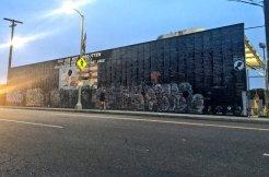 'Disgusting Act': Veterans' Mural Vandalized Ahead of Memorial Day