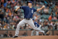 Pomeranz Leads Padres to Third Straight Win