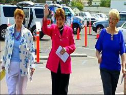 Candidates Vote in San Diego Mayoral Race