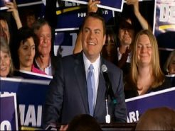 DeMaio Gets in the Driver's Seat