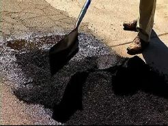 DeMaio Pivots from Pensions to Potholes