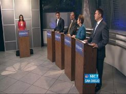 Mayoral Candidates Attack Campaign Styles