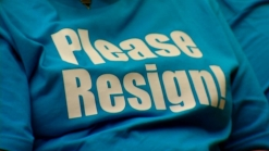 "Vet Org Launches ""Please Resign"" Movement"