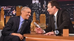 Obama on 'Tonight Show': Trump Has Not Called Me for Advice