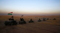 US, Iraqi and Kurdish Forces Fight to Take Mosul from ISIS