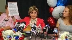 Gloria Allred, Accusers Celebrate Final Day