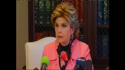 Gloria Allred Discusses Resignation Deal