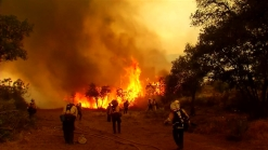 Day 6: Evacuations Lifted for 7,609-Acre Border Fire