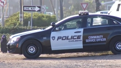 Police Search for Carlsbad Hit-and-Run Driver