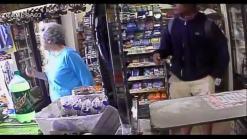 Choke-hold Robbery Caught On Camera