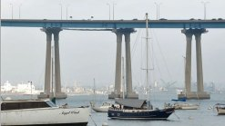 Navy's 27th Annual Bay Bridge Run/Walk Hits Coronado