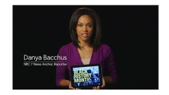 Black History Month: NBC 7's Danya Bacchus shares what African American History means in her life.