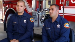 Medal of Valor Awarded to Firefighters For Rescuing Kids
