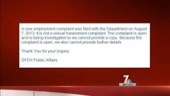 New Complaint Lodged Against Filner