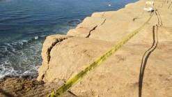 El Nino Rains 'Last Straw' for Sunset Cliffs Crack