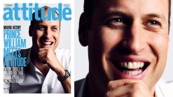 Prince William Appears on UK Gay Magazine Cover