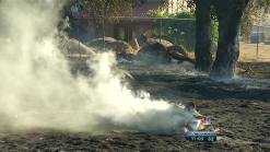 High Temps Adding to Challenge of Containing Border Fire