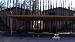 Dozens Displaced in Escondido Apartment Fire