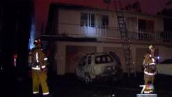 Escondido Fire Sparks Arson Investigation