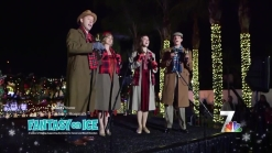 NBC 7 Holiday's at Liberty Station