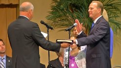 Kevin Faulconer Sworn in as San Diego Mayor