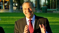 Filner Looks Ahead to City's Recovery in Address