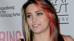 Paris Jackson Honors MJ With 'Dangerous' Tattoo