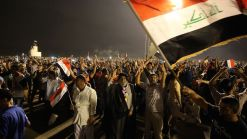Baghdad Protesters Disperse After Green Zone Breach