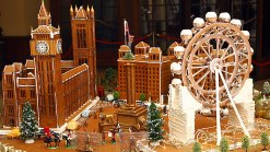 Most Amazing Gingerbread Houses