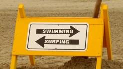 Beach Hazard in Effect as High Surf Pounds SD