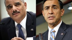 Holder to Issa: Your Conduct Is Shameful