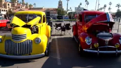 Hot Rods and Muscle Cars Hit Del Mar