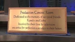 Plaque Honors Randy Mickler, John Barney