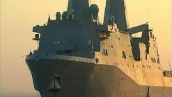 Salute - USS San Diego