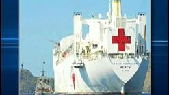 Salute to Crew of the Navy Hospital Ship USNS Mercy
