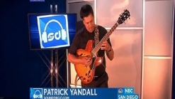 """Tower of Soul"" (live) - Patrick Yandall"