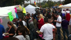 Community Street Market Opens in Logan Heights