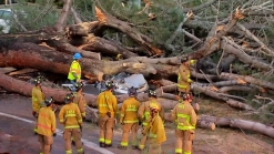 El Nino Storms Cause Damage in San Diego