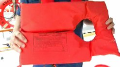 One Life Vest Per Person: Coast Guard