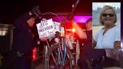 Woman, Clearing Graffiti, Killed in Hit-and-Run