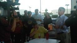 Filner Recall Organizers Gather to Celebrate