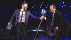 'Tonight': Frozen Blackjack with Chris Evans