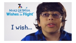 Wishes In Flight 2014: Meet Nik, San Diego Wish Ambassador