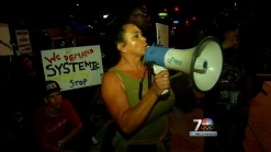 'Black Lives Matter' March Shuts Down I-15