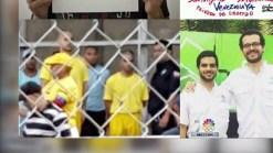 San Diego Man Taken as Political Prisoner in Venezuela