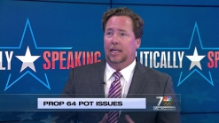 Politically Speaking: Gray Areas of Prop 64