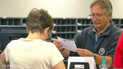 Gov. Endorses Fletcher; Voting Underway in Mayor's Race