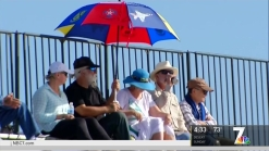 San Diego 'Veterans for Peace' Protest MCAS Miramar Air Show
